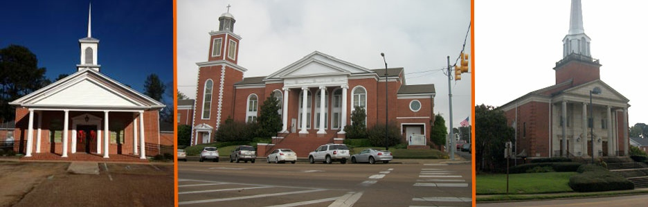 Churches in and around Louisville MS